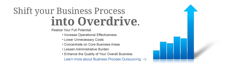 Shift your Business Process into Overdrive
